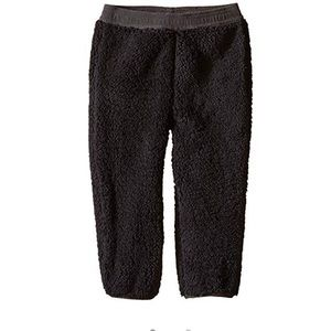 North Face Infant Plushee Pants in Black 12-18 m